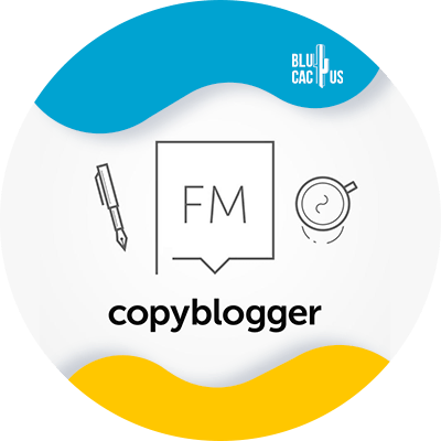 Blucactus - copy blogger podcast