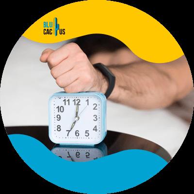 Blucactus - 2. Usa una alarma, 17 maneras de ser más productivo mientras blogueas