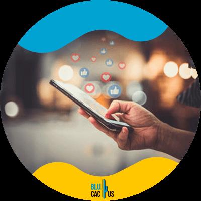 Blucactus - 4. Restringe las redes sociales, 17 maneras de ser más productivo mientras blogueas