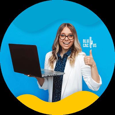 Blucactus - 5. Revisa tu progreso - Cómo hacer un plan de negocio para un blog en 2021