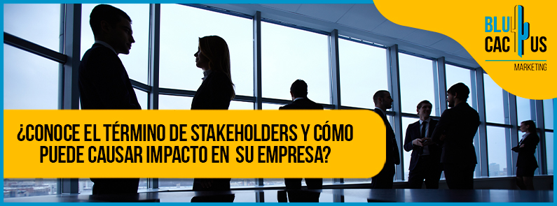 BluCactus - término de Stakeholders - Banner