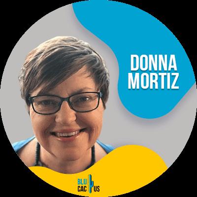 Blucactus - Donna Mortiz - 18 Mejores Marketers Digitales a Seguir en el 2021
