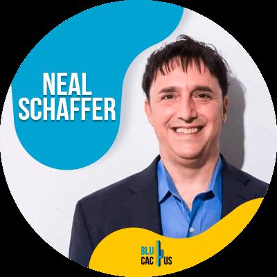 Blucactus - Neal Schaffer - 18 Mejores Marketers Digitales a Seguir en el 2021