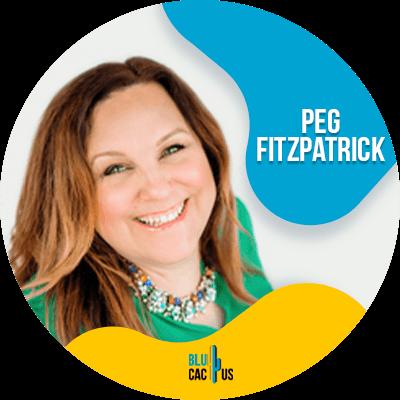 Blucactus - Peg Fitzpatrick - 18 Mejores Marketers Digitales a Seguir en el 2021