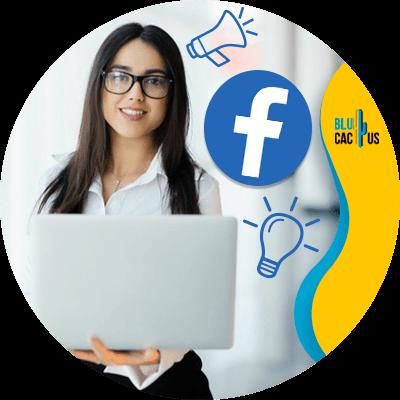 Blucactus -Anuncios de experiencia instantánea - Guía de Facebook Marketing para negocios de Moda