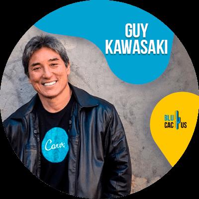Blucactus - Guy Kawasaki