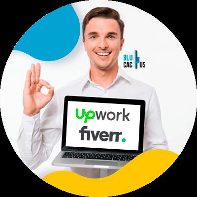 Blucactus - 10. Crea perfiles - Cómo empezar un negocio freelance en el 2021