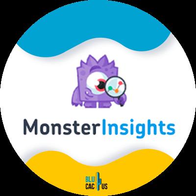 Blucactus-4-Monsterinsights - Mejores Recursos y Herramientas para Blogging