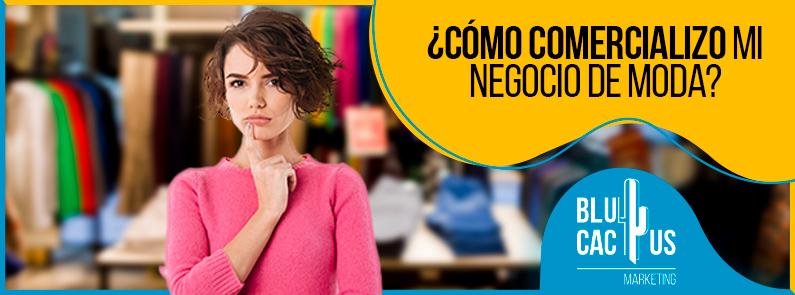 BluCactus - negocio de moda - banner