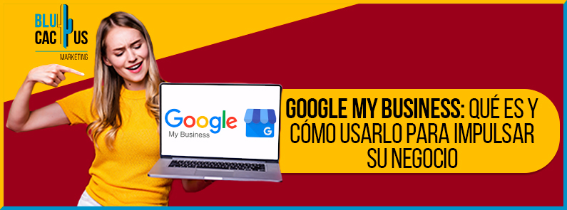 BluCactus - Google my business - Banner