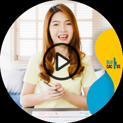BluCactus - Tipos de videos - persona trabajando