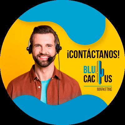 BluCactus - plataformas para webinar - contacto