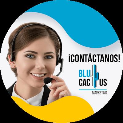 BluCactus - Cómo utilizar Google Meet - contacto